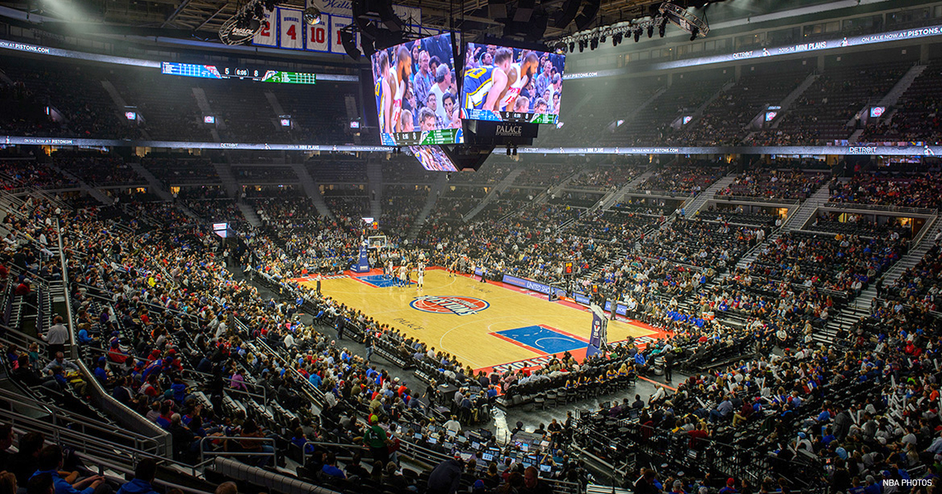 The Palace Of Auburn Hills Rossetti